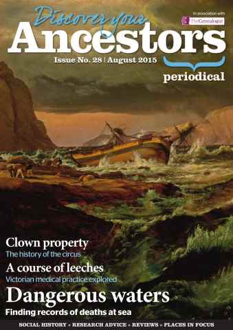 Discover Your Ancestors issue August 2015
