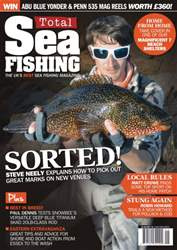 Total Sea Fishing issue September 2015