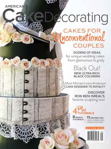American Cake Decorating issue Sept/Oct 2015