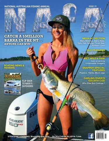 National Australian Fishing Annual (NAFA) issue NAFA 29