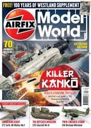 Airfix Model World issue September 2015