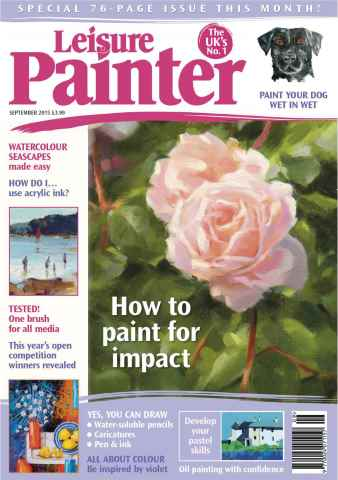 Leisure Painter issue Sep-15