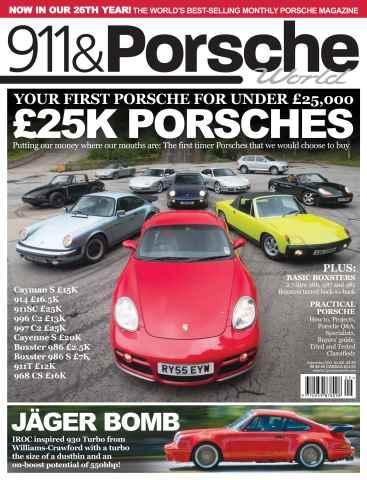 911 & Porsche World issue 911 & Porsche World Issue 258 September 2015