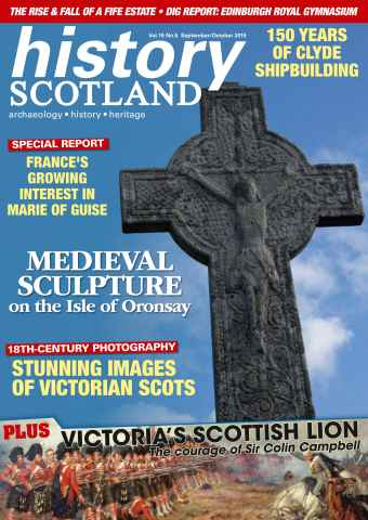 History Scotland issue September-October