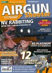 Airgun Shooter issue September 2015