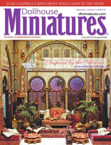 Dollhouse Miniatures issue Issue 47