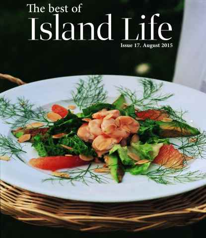 Island Life issue issue 17. August 2015