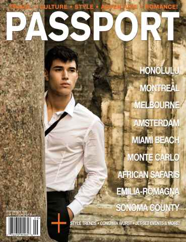 Passport issue September 2015
