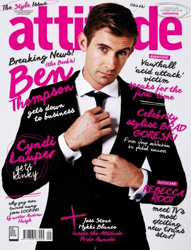 Attitude issue 261
