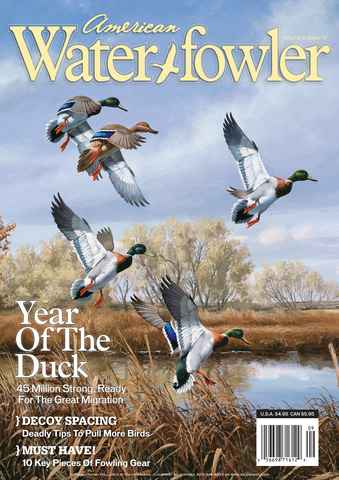 American Waterfowler issue Volume II Issue IV