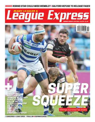 League Express issue 2979