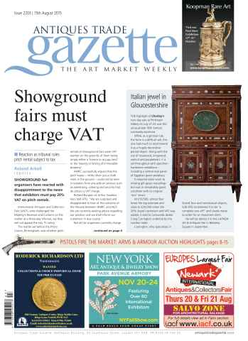 Antiques Trade Gazette issue 2203