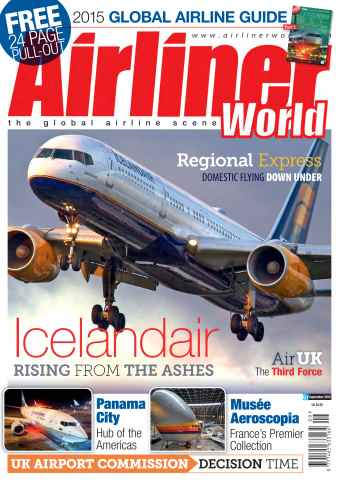 Airliner World issue September 2015