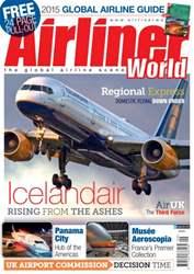 Airliner World issue September 2015