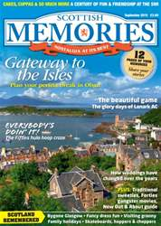Scottish Memories issue September 2015