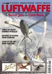 Luftwaffe - Secret jets of the Third Reich issue Luftwaffe - Secret jets of the Third Reich