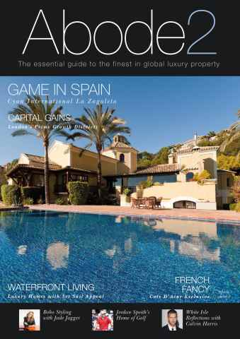Abode2 issue Volume 2 Issue 9