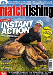 Match Fishing issue September 2015