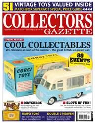 Collectors Gazette issue September 2015