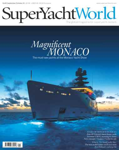 SuperYacht World issue No. 45