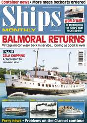Ships Monthly issue No. 610 Balmoral returns