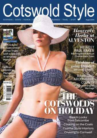 Cotswold Style issue August 2015