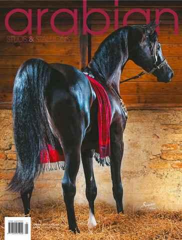 Arabian Studs & Stallions issue Annual 2016 - Volume 42