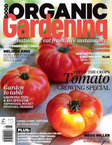 Good Organic Gardening issue Issue#6.3 - 2015