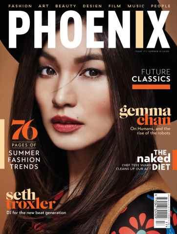 PHOENIX issue FUTURE CLASSICS - Issue 17