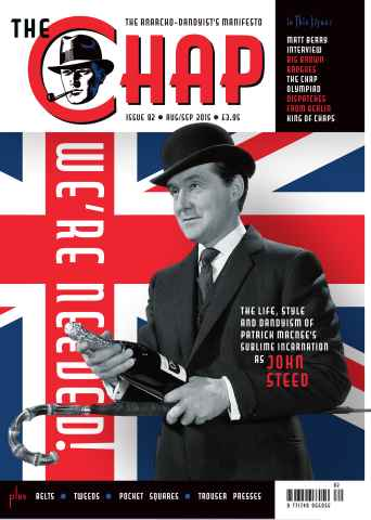 The Chap issue August September 2015