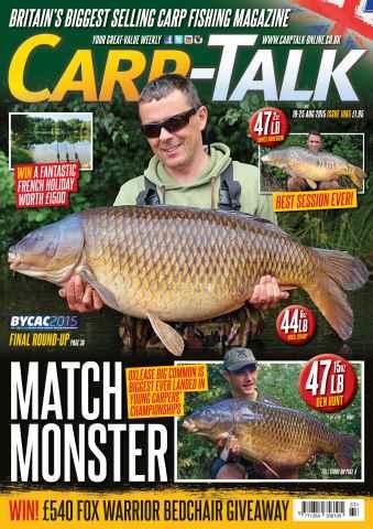Carp-Talk issue 1085