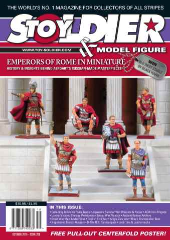 Toy Soldier & Model Figure issue Issue 209