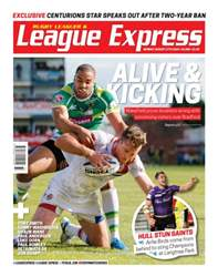 League Express issue 2980