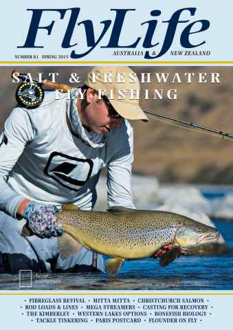 FlyLife issue Number 81 - Spring 2015