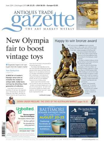 Antiques Trade Gazette issue 2204