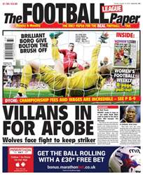 The Football League Paper issue 17th August 2015