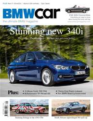 BMW Car issue September 15