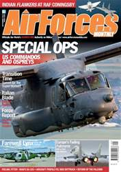 AirForces Monthly issue September 2015