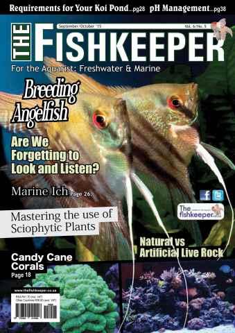 The Fishkeeper issue September/October 15
