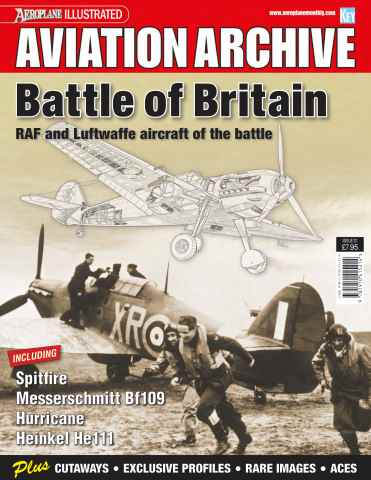 Aeroplane Collector's Archive issue Aircraft of the Battle of Britain