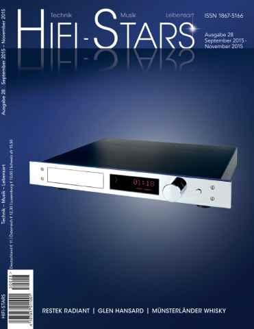 HiFi Stars Magazin issue Ausgabe 28