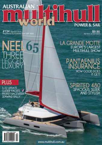 Multihull World issue Multihull World #134