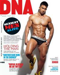 DNA Magazine issue 188 - Sexiest Men Alive