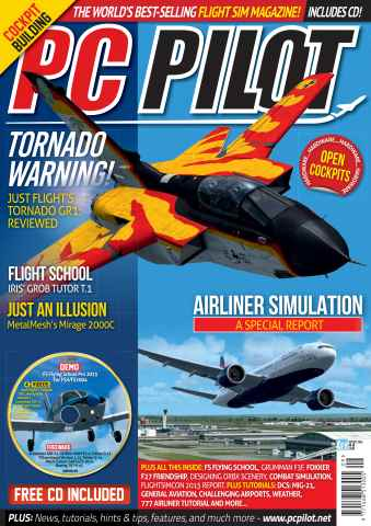 PC Pilot issue Issue 99