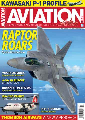 Aviation News issue September 2015