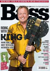 Bass Guitar issue September 2015