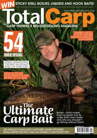 Total Carp issue September 2015