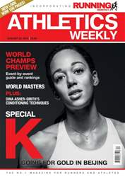 Athletics Weekly issue 20 August 2015