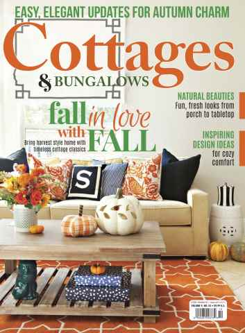 Cottages and Bungalows issue October-November 2015