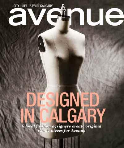 Avenue Calgary issue September 2015